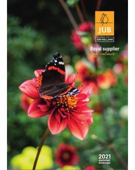 JUB Holland - Landscape catalogue Summer 2021