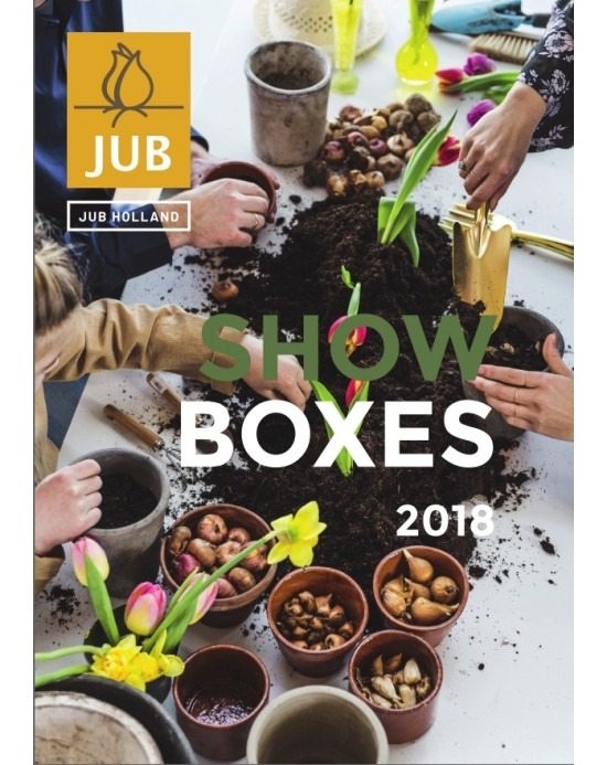 JUB HOLLAND SHOW BOXES 2018