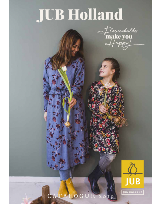 JUB HOLLAND CATALOGUE 2019